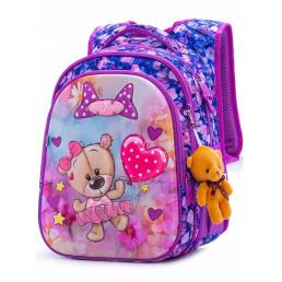 Детский рюкзак SkyName R1-010 Мишка с сердцем